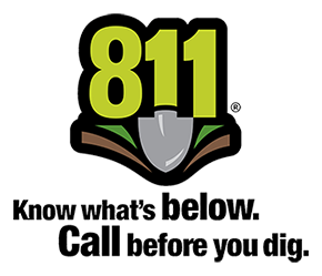 Call 811 Site Map